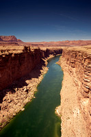The Colorado River, USA